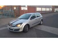 VAUXHALL ASTRA / MK5 / LONG M.O.T '5 DOOR HACH BACK VERY GOOD CONDITION, QUICK SALE