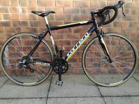 Carrera tour de france ltd road bike