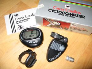 Cyclo-ordinateur SANS FIL