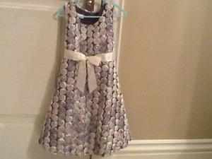 Girls size 5 party dresses