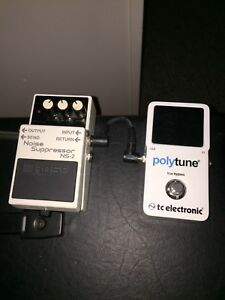 Selling some pedals