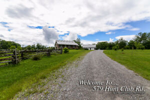 House for Sale, 579 Hunt Club Road Madoc!