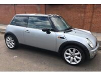 INCREDIBLY LOW MILEAGE AUTOMATIC MINI COOPER LEATHER TRIM SERVICE HISTORY AUTO MINI COOPER