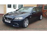BMW 520D AUTO M SPORT! CLEAN INSIDE OUT! CREAM LEATHER! HEATED SEATS! MANY MORE EXTRAS