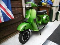 VESPA T5 MARK 1 UK SCOOTER