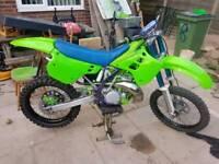 1991 kx 250 evo like new not even bin run in yet