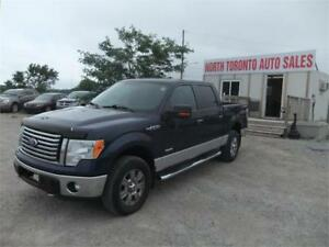 2011 Ford F-150 XTR/4x4 / CREW CAB ..BACK UP CAMERA
