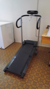 Manual Treadmill for sale $30