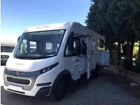 Roller Team Pegaso 740 A-Class Motorhome MANUAL 2018
