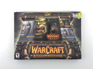 Warcraft 3 Battlechest with expansion for sale