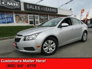 2014 Chevrolet Cruze 1LT   BLUETOOTH, SIRIUSXM, KEYLESS, POWER G