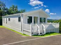 Luxury Lodge for sale,Dawlish,Devon,Park open 11 1/2 months. Free 2018 Site Fees