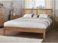 Super kingsize 6' bed frame brand new unused and still in packaging