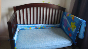 Gently Used Baby Crib for SALE