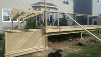 Jay & G Contracting - decks, roofing, renovations