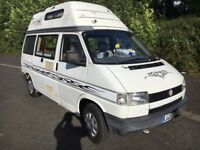 VW T4 CAMPERVAN - WITH TRAILER AND LOADS OF ACCESSORIES