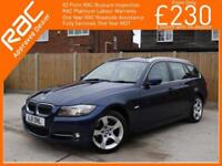 2011 BMW 3 Series 320d Turbo Diesel Exclusive Edition 6 Speed Auto Touring Estat