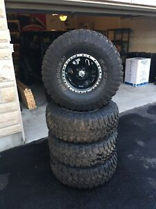 """Maxxis Bighorn Off-Road Tires 35"""""""