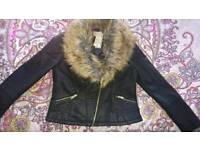 Women's Lovely leather jacket