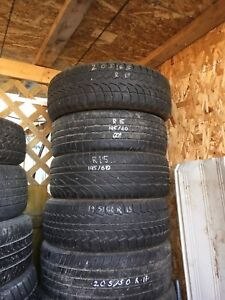 Various single tires 14-20""