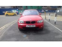 2004 BMW 1 Series 2.0 118d SE 5dr£2,300 10.05.2018 mot Full service history