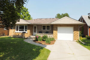Bungalow with walk out---Open House sat Aug 5th 2-4pm