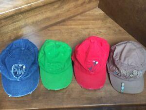 Lot de 4 casquettes Souris Mini