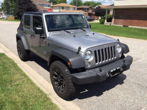 2015 Jeep Wrangler Unlimited Sport Other