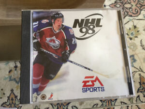 NHL 98 for PC (Used / In Good Condition)