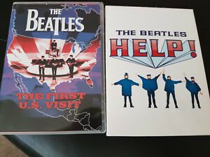 Beatles DVD's