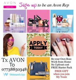 Gain with Avon