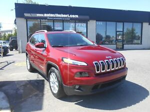 JEEP CHEROKEE NORTH EDITION 4X4 2016 ** 17 000 KM CERTIFIÉ **