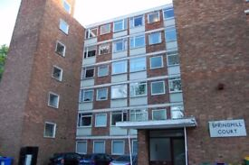 Two bedroom flat available immediately in WS1