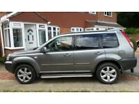 Nissan Xtrail Roof Bars bolt on type