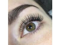Luscious eyelash extensions - spray tans - hd brows - microblading