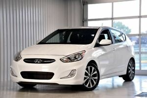 2017 Hyundai Accent SE AUTOMATIQUE A/C TOIT OUVRANT BLUETOOTH