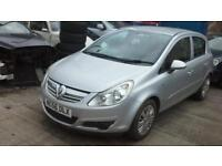 Vauxhall corsa d 1.2 petrol manual breaking for parts