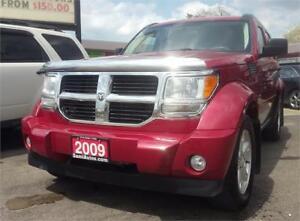 2009 Dodge Nitro SE 2 years war REMOTE ST