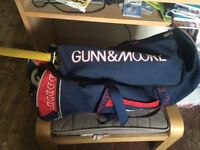 Cricket equipment and set