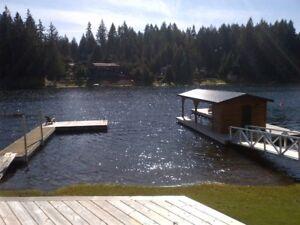 Lakefront Shawnigan House Rental