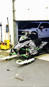 2015 arctic cat zr6000rr TH edition