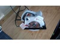 Laser 1200 Watt Circular Saw Red Eye
