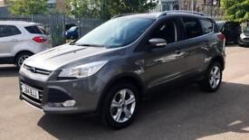 2014 Ford Kuga 2.0 TDCi Zetec Powershift Automatic Diesel Estate