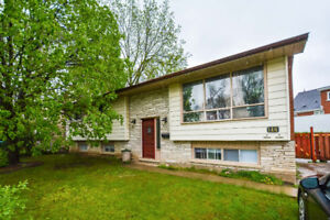 Great Investment Property on a wide lot.