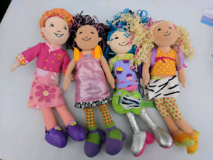 Groovy Girls - Dolls, Tent, Horse & Scooter