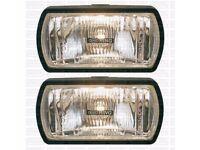 New Ring RoadRunner Rectangular Driving Lights Pair 4x4 Spotlights etc