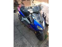 Aprilia sr 50cc moped/scooter