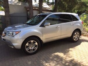 2009 Acura MDX with navigation - Low Kms
