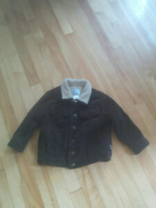 3T Courderoy Jacket
