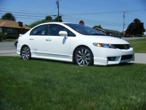 Looking for 2006-10 Honda Civic Si Sedan